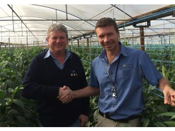 Australian growers to benefit from the global resources of new Biological Services shareholder, Biobest